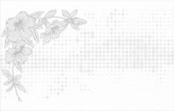 Орхидея белый (матовое)