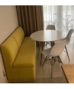 Кухонная скамья прямая со спальным местом Муви СП