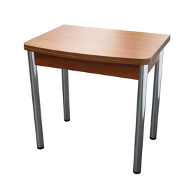 Стол кухонный раскладной ДСП РАЗНЫЕ ЦВЕТА 80х60 см / 120х80 см