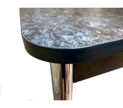 Стол кухонный раздвижной Мила - 2 кастилло темный