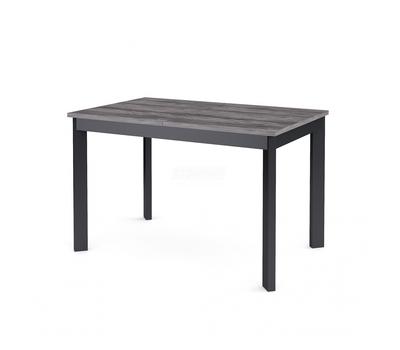 Стол кухонный раздвижной Dikline L111 сосна пасадена/ножки черные