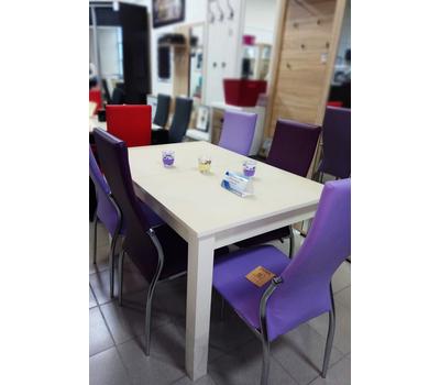 Стол кухонный раздвижной Васанти-С белый