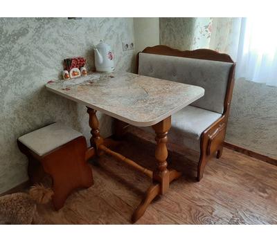 Стол кухонный Элегант массив