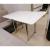 Стол кухонный ломберный (раскладной) верх пластик разные расцветки